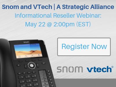 Snom and VTech | A Strategic Alliance
